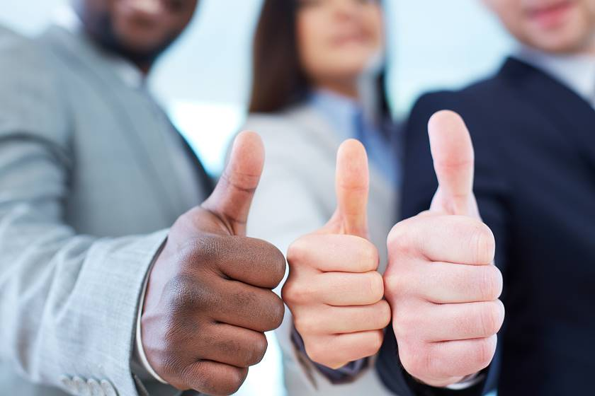 Thumbs Up for Darlene Stone CPA Firm